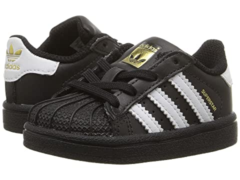 d02cfa879387 adidas Originals Kids Superstar (Infant Toddler) at Zappos.com