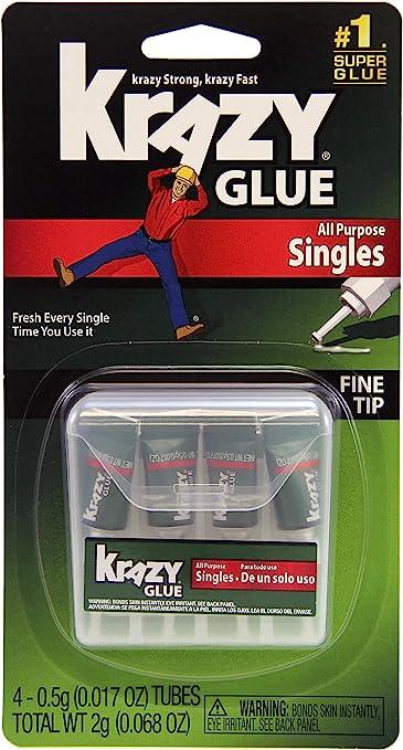 krazy glue singles