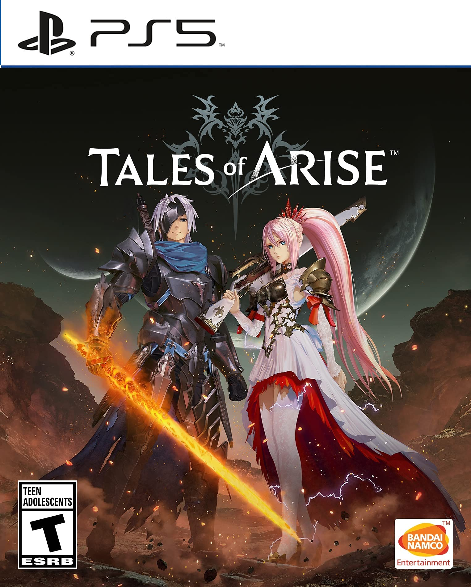 Poster. Tales of Arise