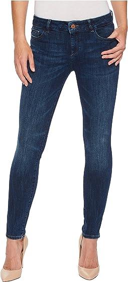 DL1961 Angel Instasculpt Skinny Jeans in Rockwell