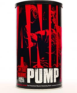 Pump – Preworkout - Vein Popping Pumps – Energy and Focus – Creatine – Nitric Oxide – Easy to Remove Stimulant Pill for An...