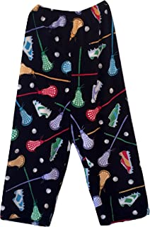 Made with Love and Kisses Girl's Fuzzy Plush Pajama/Loungewear Pants