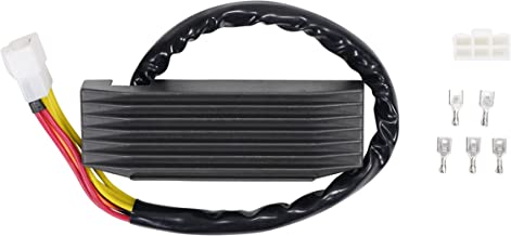External Ignition Coil For Suzuki Yamaha Boulevard GZ Savage Intruder Royal V Star 250 650 1100 1300 1400 1500 1986-2017 OEM Repl.# 4VR-82310-00-00 33410-38B00 33410-24B00 33410-10F10 33410-13F00