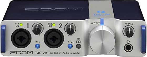 Zoom TAC-2R Two-channel Thunderbolt Audio Interface