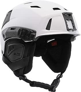 M-216 Backcountry Ski Search & Rescue Helmet with Princeton Tec Switch Rail Light