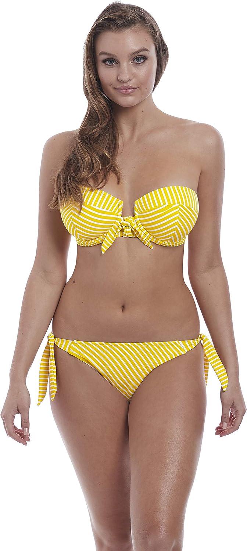 Freya Beach Hut Bandeau Bikini Top