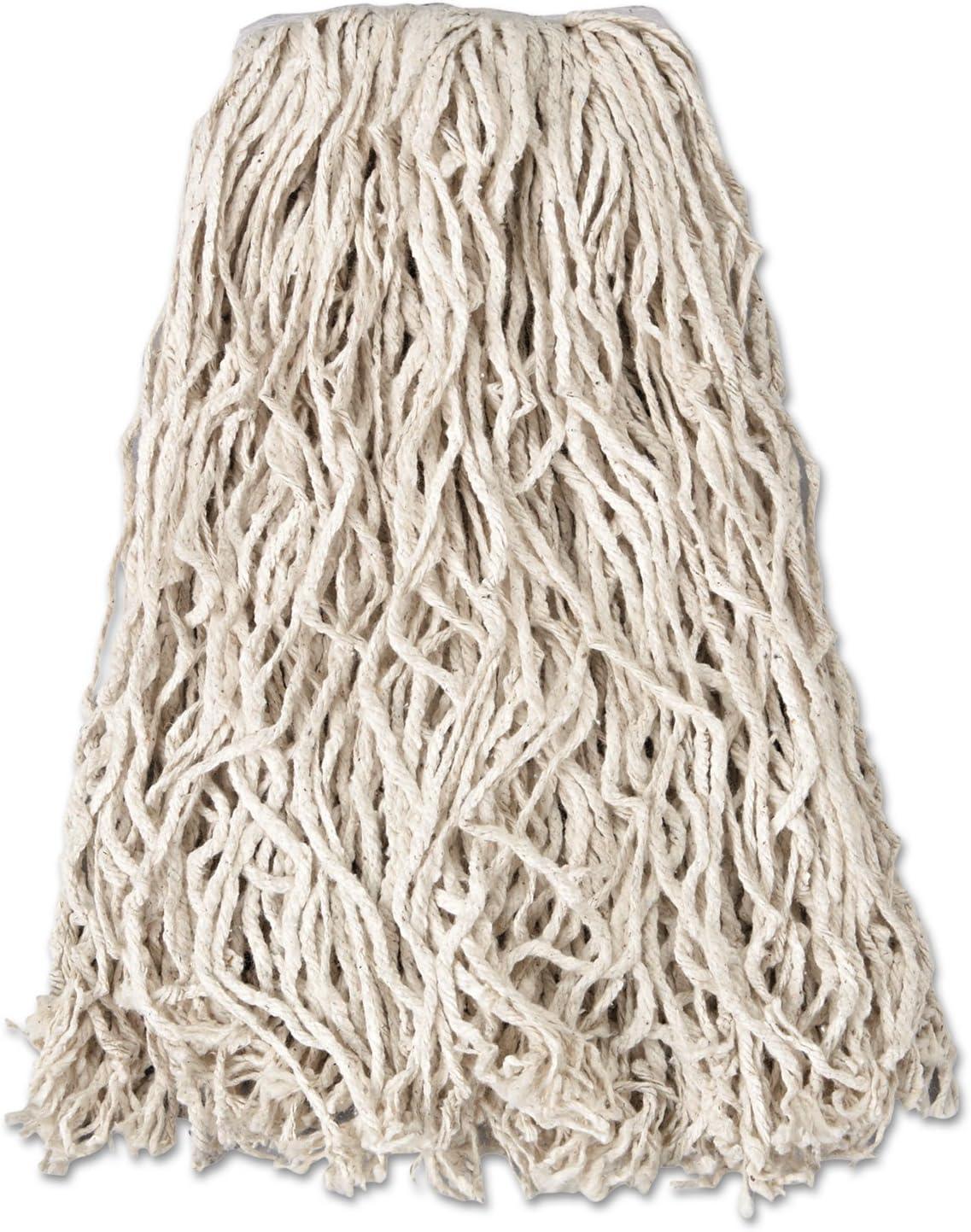 Rubbermaid Commercial Max 49% OFF Alternative dealer V117 Economy Cut-End Wet Head Cotton Mop