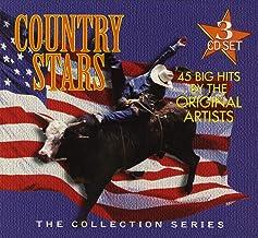 Country Stars // 45 Hits Original Artists / 3 Cd