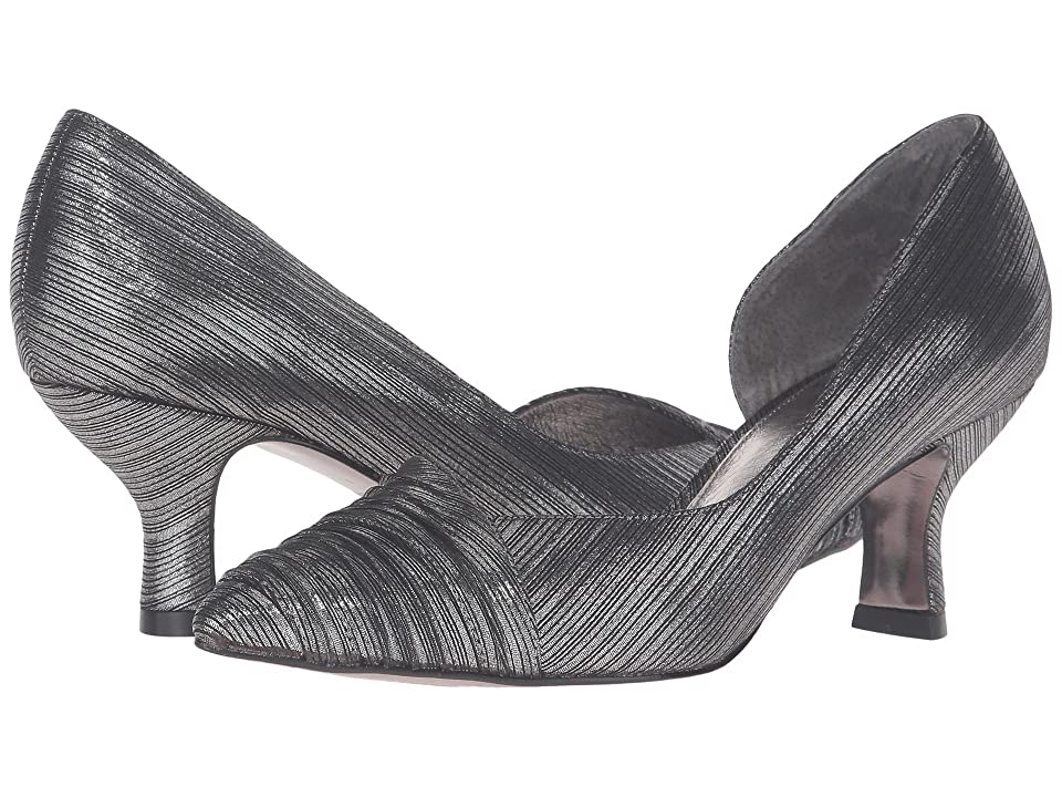 Adrianna Papell Harriet (Pewter Byzantine Metallic) High Heels