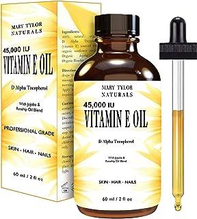 nature's blend vitamin e & k oil