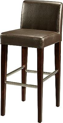 Phenomenal Amazon Com Safavieh Mercer Collection Seth Antique Brown Bralicious Painted Fabric Chair Ideas Braliciousco