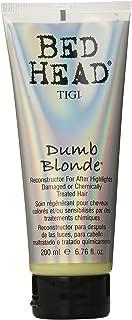 TIGI Bed Head Dumb Blonde Reconstructor Conditioner 6.76 oz