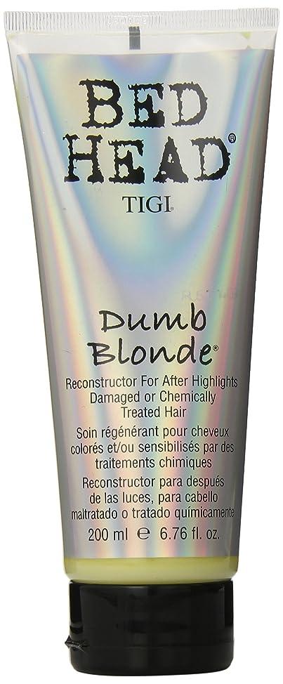 申し込む典型的な温かいTIGI Bed Head Dumb Blonde Conditioner (NEW) 200 ml (6.76 oz.) (並行輸入品)