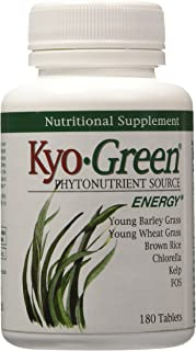 Kyo-Green Greens Blend Energy Tablets, 180 tablets