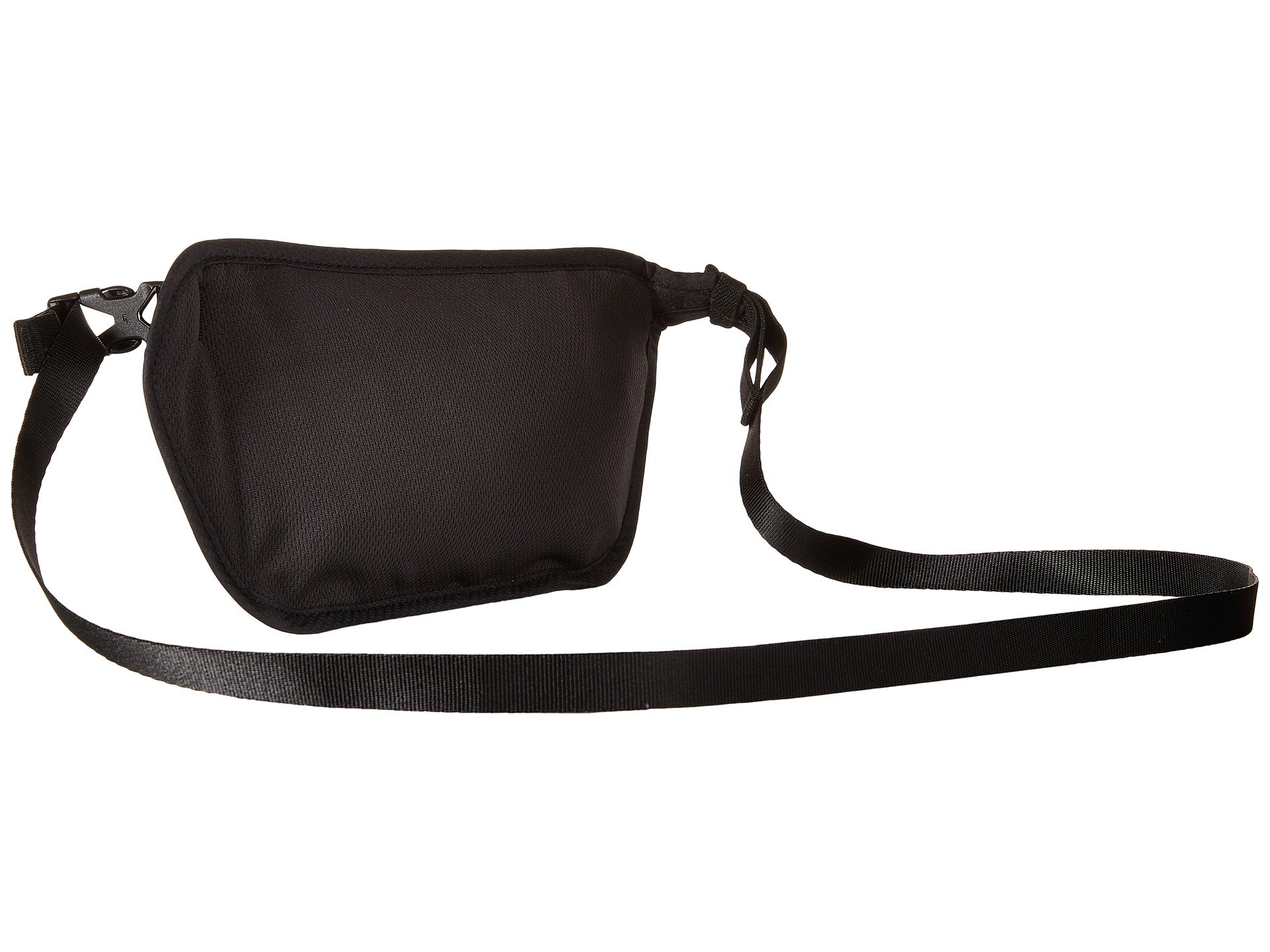 Waist Black Wallet Rfid Pacsafe V100 Coversafe qwBtxfv