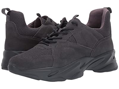 Steve Madden Mover Sneaker (Charcoal) Men