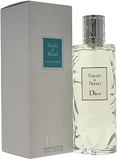 Christian Dior Escale A Parati Eau de Toilette Spray, 4.2 Ounce