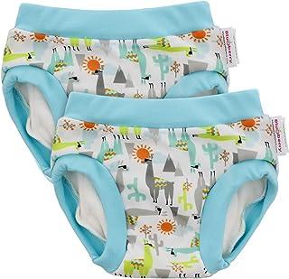 Blueberry Training Pants,  Bundle of 2 (Large,  Baby Llamas)