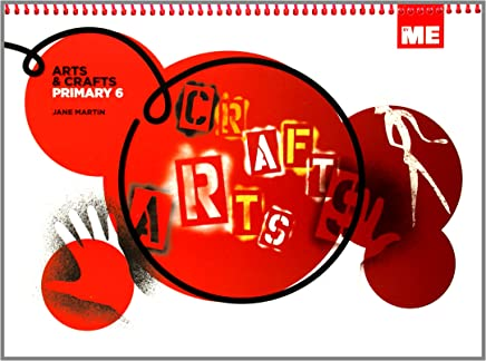 Arts & Crafts Primary 6 (ByMe) - 9788415867111