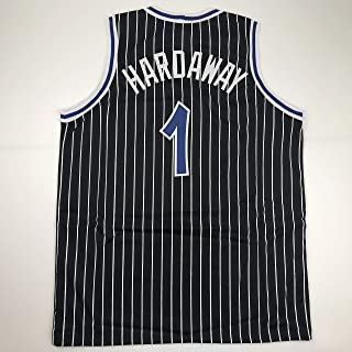 Unsigned Penny Anfernee Hardaway Orlando Black Custom Stitched Basketball Jersey Size Men's XL New No Brands/Logos