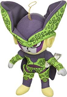 Great Eastern Animation Dragon Ball Z GE 52966 Perfect Cell Stuffed Plush, 20cm