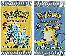 Pokémon Opened Base 2 Booster Packs (2 Packs)