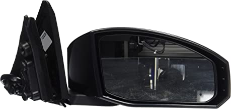 OE Replacement Nissan/Datsun 350Z Passenger Side Mirror Outside Rear View (Partslink Number NI1321209)