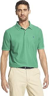 Men's Slim Fit Advantage Performance Short Sleeve Solid Polo