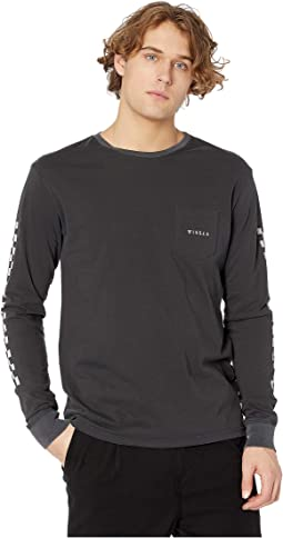 Variel Long Sleeve Pocket Tee