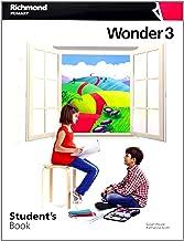 WONDER 3 STUDENT'S BOOK - 9788466810371