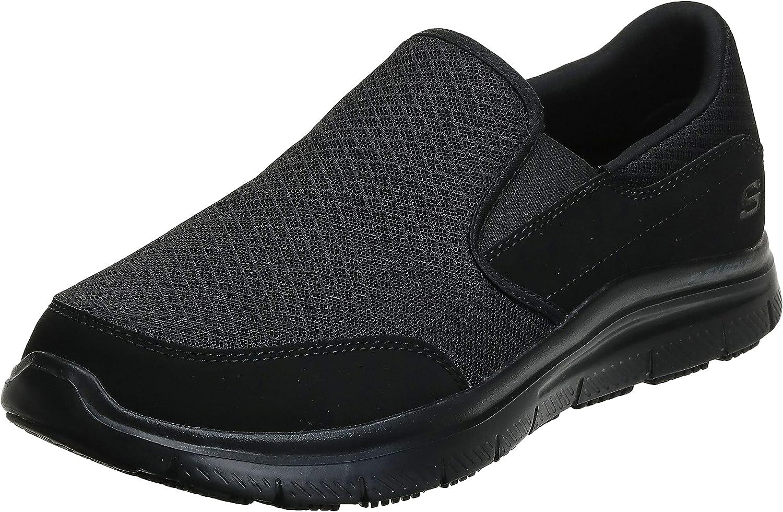 Skechers for Work Men's Flex Shoe Advantage Popular popular Mcallen Food Rare Service