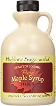 Best highland sugarworks maple syrup Reviews
