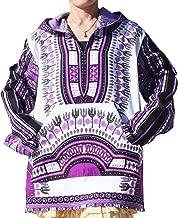 RaanPahMuang Brand Thin Bright Dashiki Windbreaker Hoody Long Sleeve