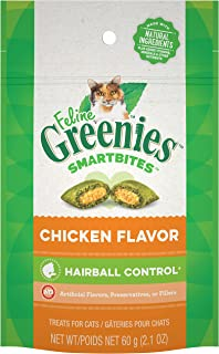 Greenies Feline SMARTBITES Hairball