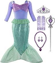 Best toddler mermaid costume Reviews