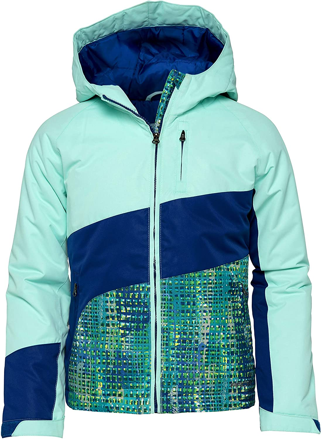 Arctix Girls' Frost San Francisco Mall Winter Ranking TOP15 Jacket Insulated