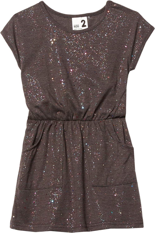 COTTON ON Girl's Sigrid Short Sleeve Dress (Toddler/Little Kids/Big Kids)