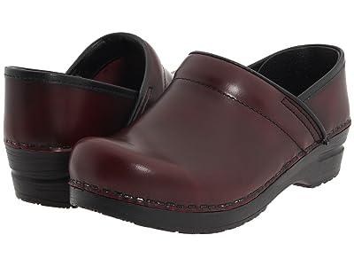 Sanita Professional Cabrio (Bordeaux Brush Off Leather) Women