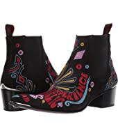 Jeffery-West - Sylvian Psychedelic Chelsea Boot