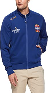 Viva Men's Newcastle Jets Player Authentic Rain Jackets