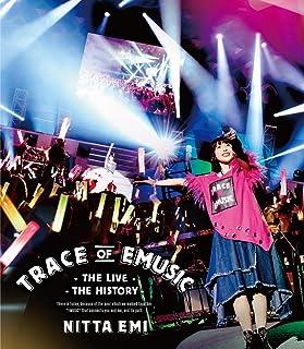 新田恵海 LIVE 「Trace of EMUSIC ~THE LIVE・THE HISTORY~ (通常盤)」 [Blu-ray]