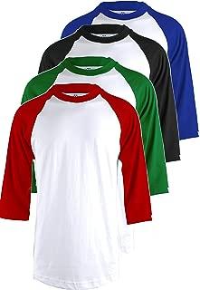 Best rawlings 3 4 sleeve baseball shirt Reviews