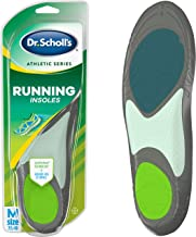 Dr. Scholl's RUNNING Insoles // Reduce Shock and Prevent Common Running Injuries: Runner's Knee, Plantar Fasciitis and Shin Splints (for Men's 7.5-10, also available for Men's 10.5-14 & Women's 5.5-9)