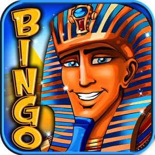 Bingo of Pharaoh - Fun & New Blitz Bingo Casino Game For Kindle! Download this bingo app to play for free even without int...