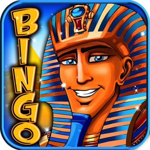 Bingo of Pharaoh - Fun & New Blitz Bingo Casino Game For Kindle!  Download this bingo app to play for free even without internet, wifi, offline or online! Way best original bingo for 2015!