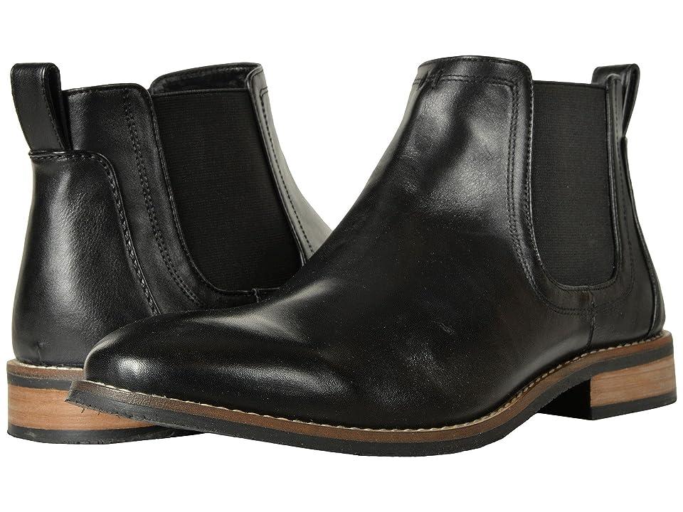 Nunn Bush Hartley Double Gore Boot (Black) Men