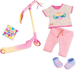Our Generation 70.30377Z Owl Be Cruisin' Outfit Dolls Clothes, Various