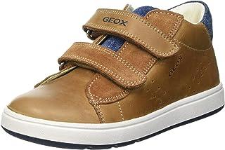 Geox B Biglia Boy D, Baskets Garçon