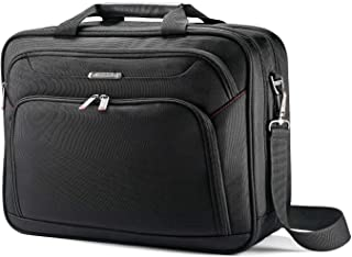 Xenon 3.0 Two Gusset Brief-Checkpoint Friendly Laptop Bag, Black, One Size