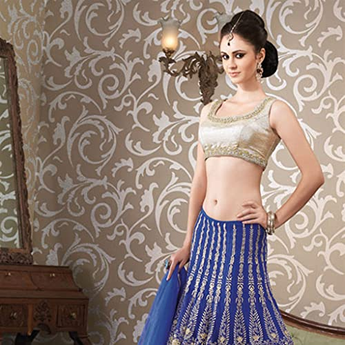 Indo Western Lehenga Designs For Indian Girls